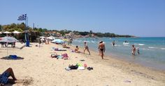 Tsilivi beach, Zakynthos, Greece