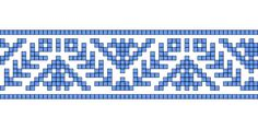 Free Image on Pixabay - Jacquard Loom, Pattern, Cloth, Blue Cross Stitch Borders, Cross Stitch Patterns, Picture Ornaments, Inkle Loom, Jacquard Loom, Border Print, Mosaic Patterns, Loom Beading, Free Pictures