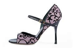 heart palpitations induced by perfect tango shoe.... Madame Pivot Tango Shoes