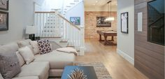 Красивый проект небольшого частного дома от Brandon Architects, в который нельзя не влюбиться!
