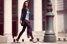 Calzedonia Fall/Winter 2013 Collection - Check out the inspirational new looks from Calzedonia for the fall/winter 2013 season!