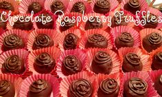 Sisters' Sweet and Tasty Temptations: Chocolate Raspberry Truffles