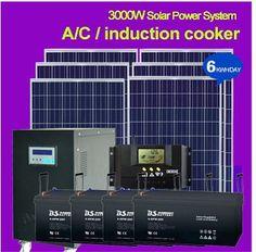 BESTSUN 3000W Solar Panel System for Solar Farm