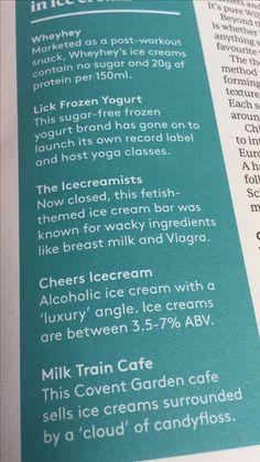 Breast milk And viagra icecream, Oh my oh my