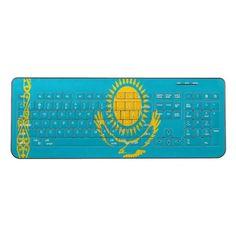Kazakhstan Wireless Keyboard