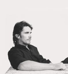 Christian Bale- Ok just once... I mean one more...
