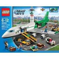 LEGO® City – Cargo Terminal