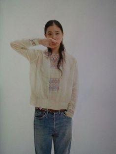 Girl Fashion, Womens Fashion, Mori Girl, Asian Woman, Female Models, Normcore, Celebs, Style Inspiration, Yu Aoi