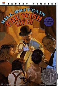 The Wish Giver by Bill Brittain