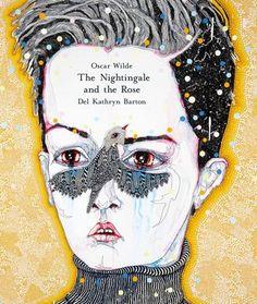 Del Kathryn Barton The Nightingale and the Rose by Oscar Wilde (illus. Del Kathryn Barton) :: Gallery shop :: Art Gallery NSW
