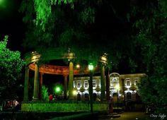 El parque de Xela