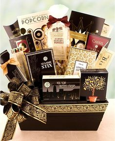 Gift Baskets Males - Getting Pampering Gourmet Gift Baskets For ...