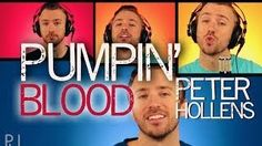 NONONO - Pumpin Blood - Peter Hollens A cappella CoverSong Cover http://ift.tt/2jc2Ch3