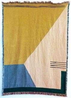 Ada Throw Blanket   Studio Herron