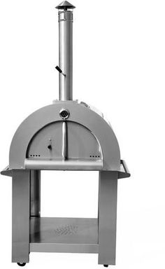 Artisan Pizza Oven Stove Outdoor Stainless Steel Wood Fired Grill