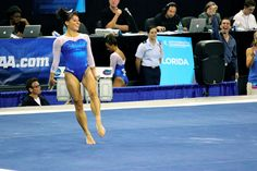 Marissa King, Florida, 2013 NCAA Championships #gymnastics