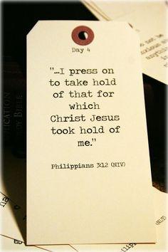 40 days of scripture
