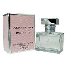 Romance Perfume by Ralph Lauren 1 oz EDP Spray for Women NEW IN BOX #RalphLauren