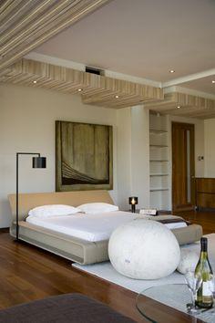 Glass House | Main bedroom |  Nico van der Meulen Architects #Bedroom #Contemporary #Interior