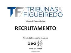"""A Associação Empresarial de Águeda divulga o Recrutamento para a """"Tribunas & Figueiredo, Lda."""" ________ANÚNCIO____________ https://www.facebook.com/180305488683047/photos/a.197609600285969.48389.180305488683047/998222170224704/?type=3&theater ou www.aea.com.pt ou http://www.aea.com.pt/admin/files/noticias/RECRUTAMENTO_Tribunas_Figueiredo_anuncio_desenhador.pdf  Faça LIKE em https://www.facebook.com/pages/Associação-Empresarial-de-Águeda/180305488683047 E  Acompanhe o FACEBOOK da AEA."""