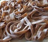 ⇒ Bimby, le nostre Ricette - Bimby, Tagliatelle al Cacao