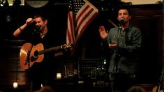 Acoustic by Candlelight with Neil Byrne and Ryan Kelly  5-21-12   NYC Re...