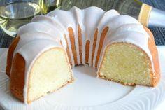 Moscato Pound Cake