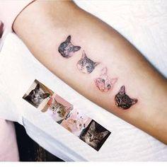 "11 mil curtidas, 167 comentários - @tattooselection no Instagram: ""Tattoo Artist @tattooistyammy"""