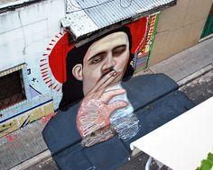 Grafiteiro argentino Ever