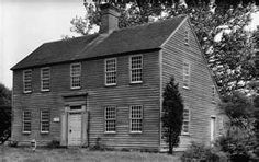 Saltbox, circa 1739  http://www.pinterest.com/rogerlibbey/antique-homes-other-styles/ http://www.pinterest.com/babyga/old-houses/