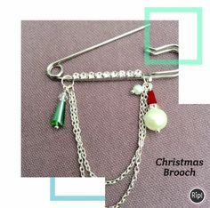 Unique #gift ideas http://www.happiesttomato.co.uk/  #birthday #present #friday #weekend #xmas  #brooch