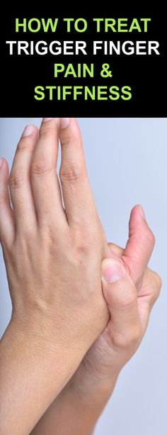 How To Treat Trigger Finger Pain & Stiffness with Proven Ancient Herbal Remedies Trigger Finger Treatment, Sports Medicine, Herbal Remedies, Pain Relief, Herbalism, Healing, Places, Herbal Medicine