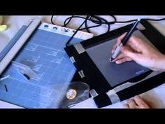 Pen Tablet and Photoshop Tips With Dave Cross - YouTube