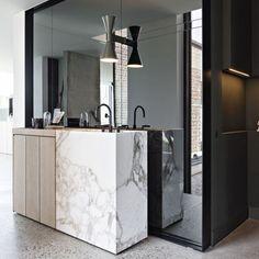 Bathroom by Frederic Kielemoes