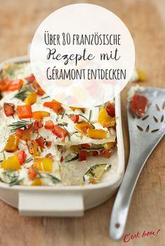 Du liebst französisches Essen oder willst einfach mal etwas Neues kochen und Dich selbst oder Deine Familie überraschen? Wir haben über 80 Géramont-Rezepte mit Schritt-für-Schritt-Anleitungen für Dich. Lass Dich inspirieren! #cestbon