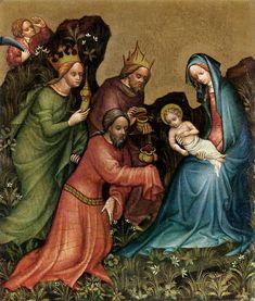 Austrian Renaissance, Adoration of the Magi ca.1410