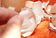 Yumurta zarının öyle bir faydası var ki! Mucizevi