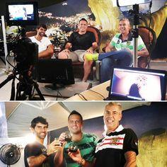 Amigos Juninho, Godoy e galera da TVQ: valeu esperar. Em breve, novidades. Abraços aos amigos! #tvqinteratividade