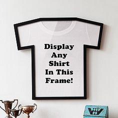 T-Shirt+Display+Frame+$49.98