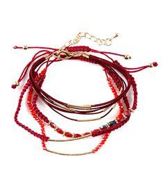 Accumulation bracelets Camaïeu