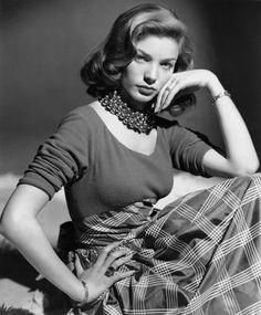 Lauren Bacall C. 1945--imdb http://www.imdb.com