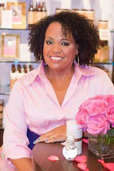 Lisa Price, founder of Carol's Daughter, hair and body products.  In 1993, Price started making hair products in her Brooklyn, NY kitchen with just $100. She sold her concoctions at church flea markets and street fairs. Today, her homemade line Carol's Daughter is a multimillion-dollar line of must-have beauty treats.