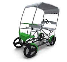 Veer Pedal Car by Arvin Abadilla at Coroflot.com