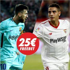 el forero jrvm y todos los bonos de deportes: circus promocion 25 euros Barcelona vs Sevilla 4 n...