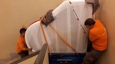Foto: Hoy trabajando para Conservatorio Municipal de Música de Barcelona www.transporte-de-pianos.com Tel. 93 161 35 00