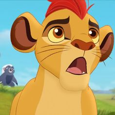 Take an Exclusive Look at Disney's New TV Movie The Lion Guard: Return of the Roar!