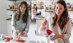 Deliciously Ella's debut book becomes fastest selling/Healthy  keylime pie recipe !
