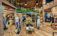 Urban Outfitters has come to Williamsburg with a cracking new 'Anti Big' concept called 'Space Ninety 8'.