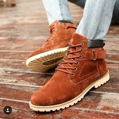 291dc03c2fc menstylica  ARCTIC - by Kickslogix Arctic Urban Lace-Up Winter Boots.  Outsole Material  Rubber Leather Style  Soft Leather Lining Material   Cotton Fabric ...