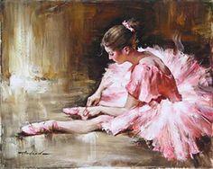 ballerina for girls room